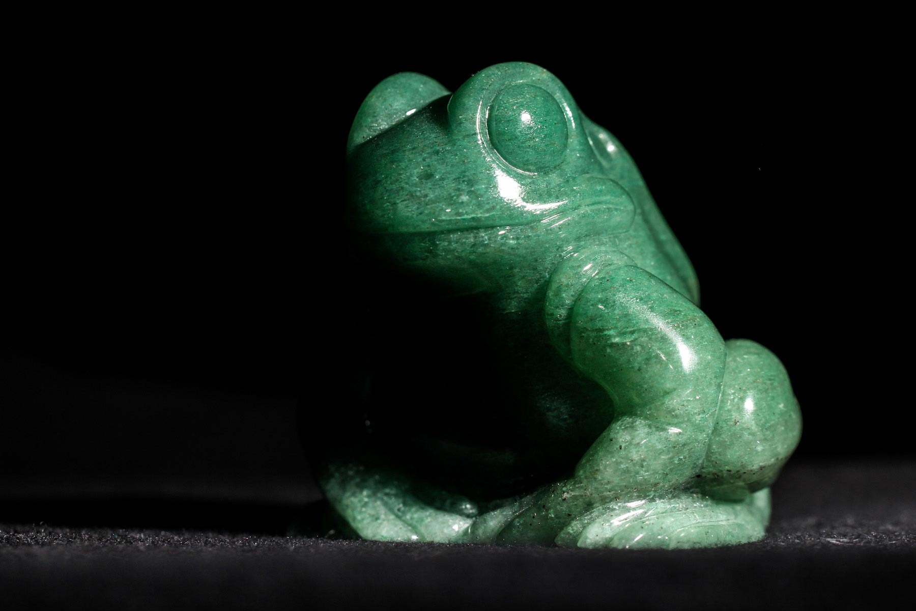 Frosch - Aventurin
